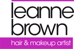 Leanne Brown Hair and Makeup Artist Logo